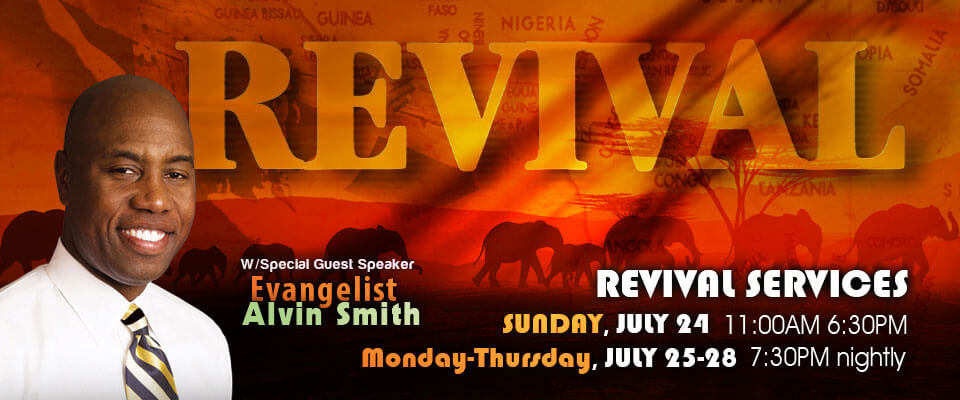 Alvin Smith Revival
