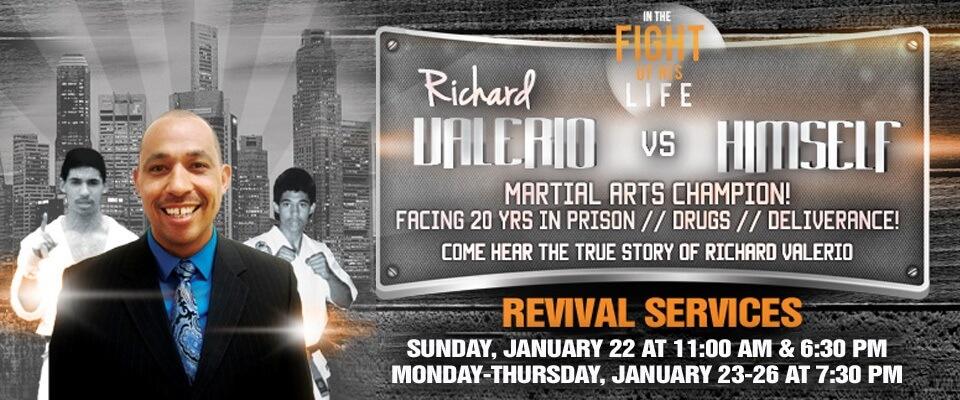 Revival San Antonio