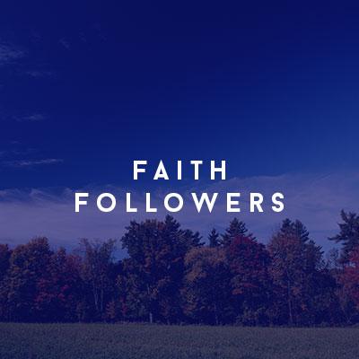 Faith followers