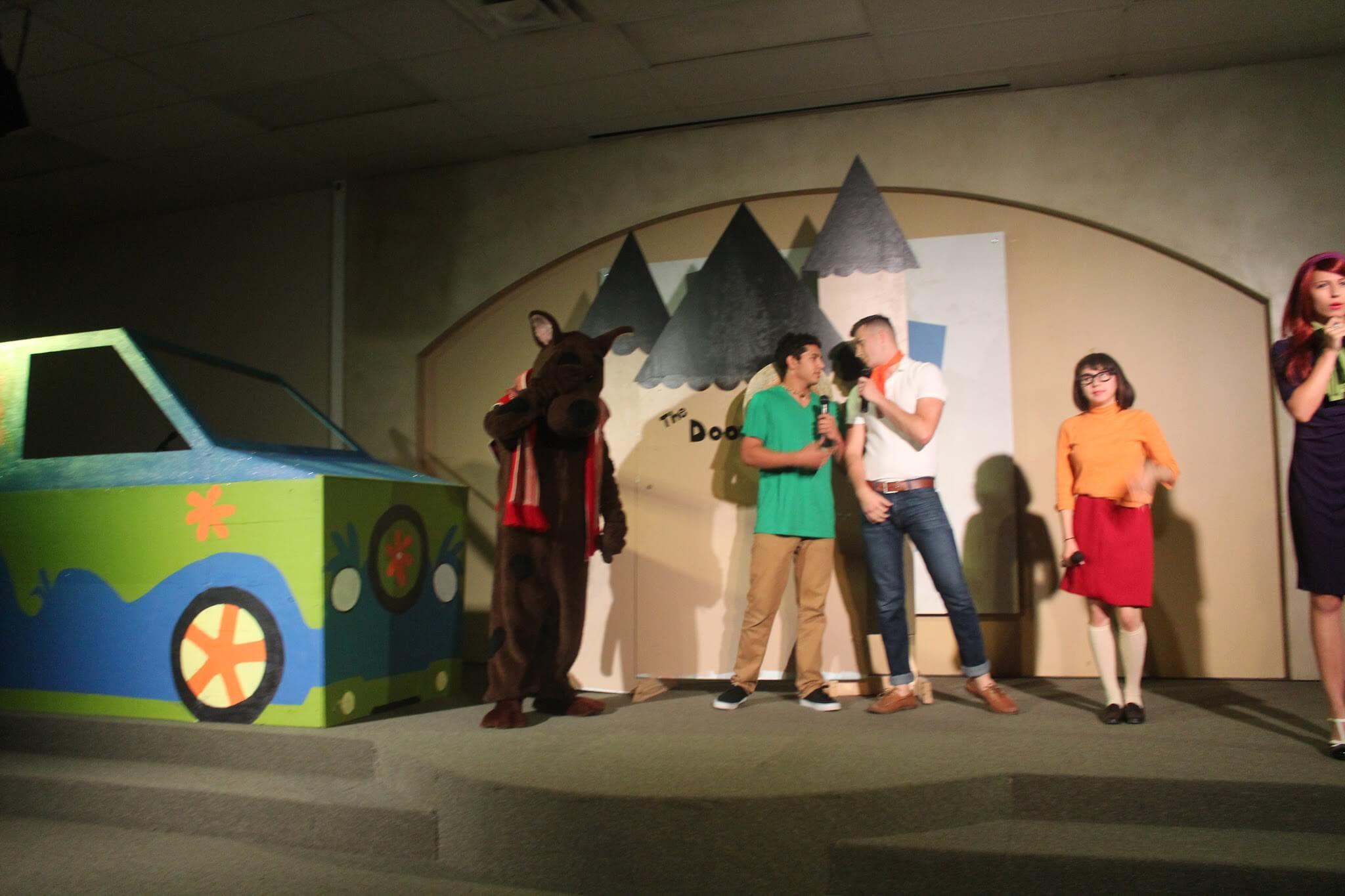 Scooby Doo San Antonio