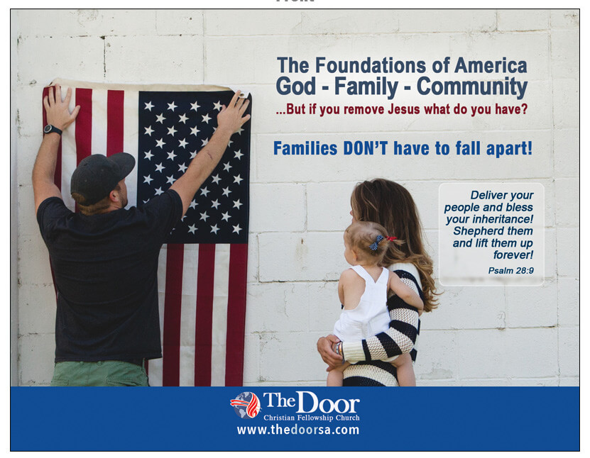 Fourth Of July Celebration The Door Christian Fellowship